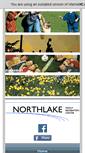 Mobile Preview of northlakerec.org